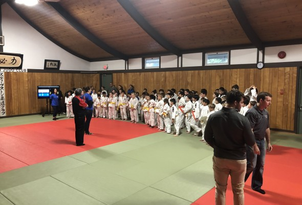 Steveston Judo Club - Invitational Judo Tournament - Dec 15, 2019